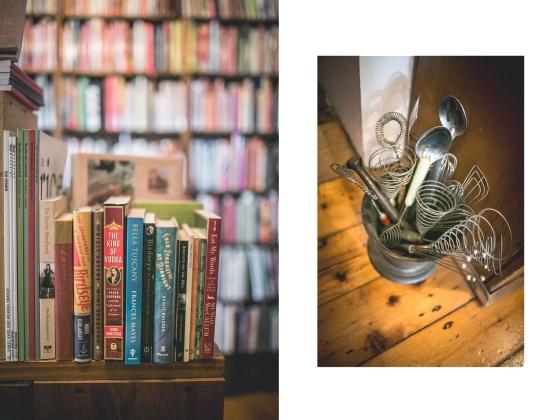 Books for cooks, Melbourne | un-fold-ed.com